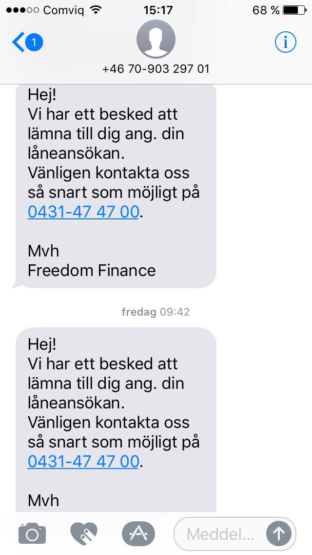 Freedom finance omdöme